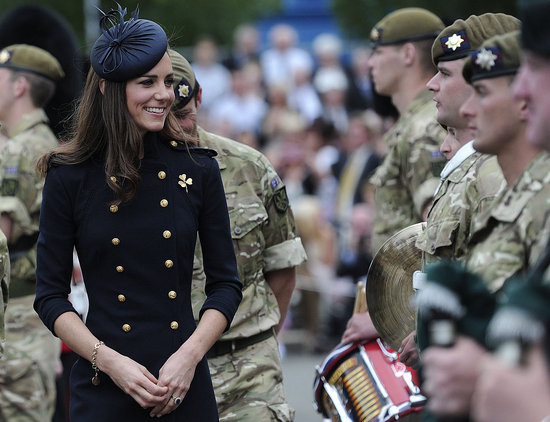 Kate Middleton Wears Alexander McQueen Again