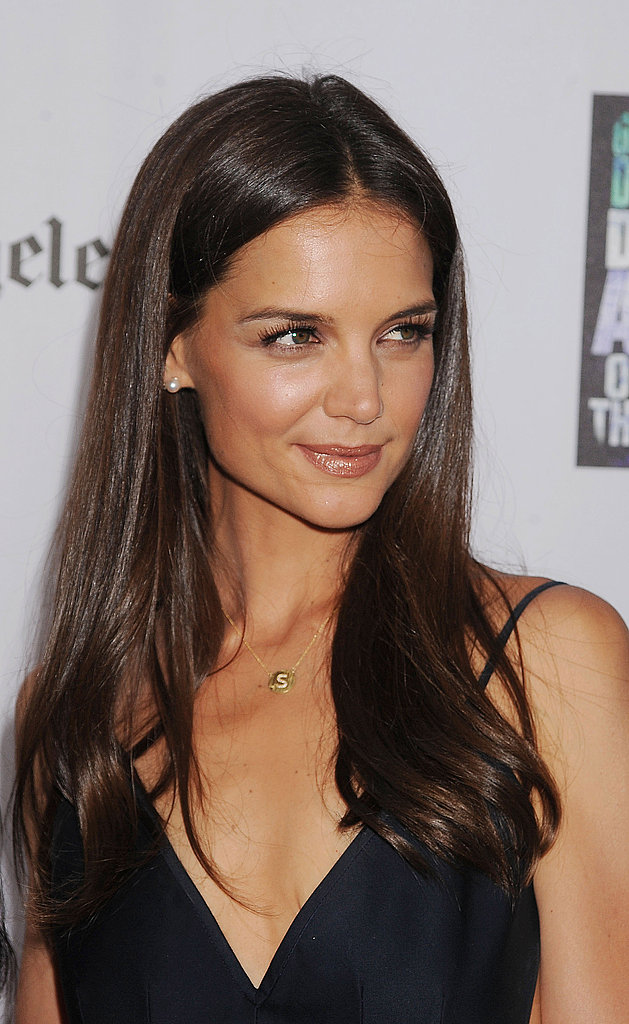 Katie Holmes Isn't Afraid to Go Sexy and Backless For LA Film Festival