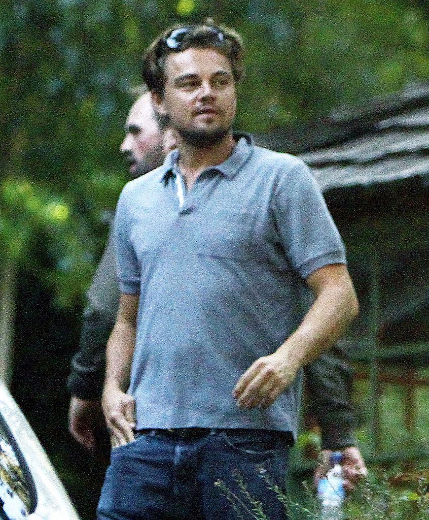 Leonardo DiCaprio Breaks From Blake For a Guys' Weekend