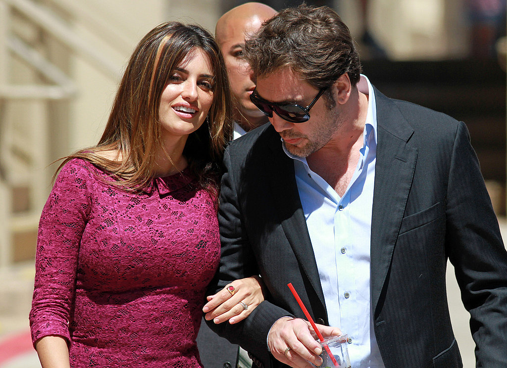 Penelope Cruz and Javier Bardem | 23 Celeb Couples Who ... Javier Bardem Married