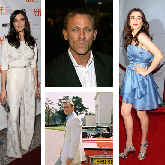 Daniel Craig and Rachel Weisz Pictures