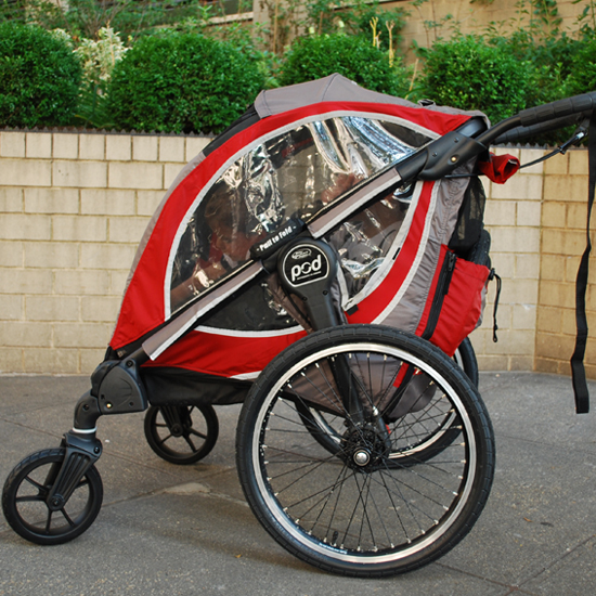 Baby Jogger's Pod Offers Plenty of Options For Avid Outdoor Adventurers