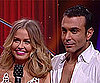 Lara Bingle Eliminated From Dancing With the Stars After Harsh Comments From Todd McKenney