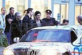 Robert Pattinson looked hot filming Cosmopolis.