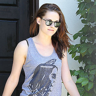 Kristen Stewart Leaving Yoga Class Pictures in LA