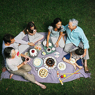 Calories in Common Picnic Foods