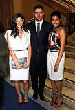 Ashley Greene, James Ferragamo and Freida Pinto