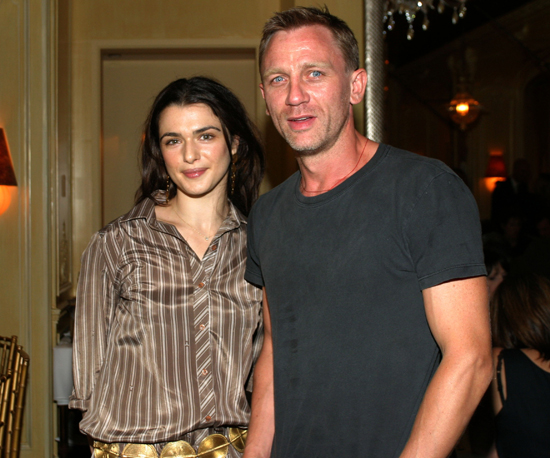 Daniel Craig and Rachel Weisz: What They Have in Common