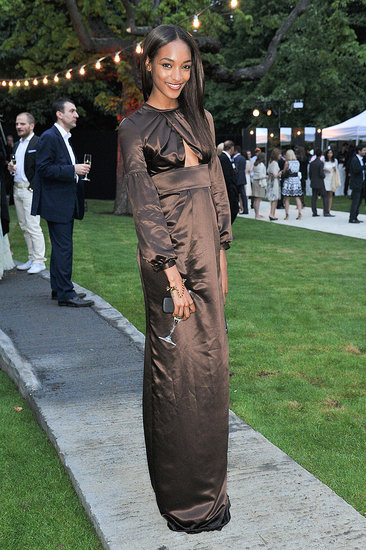 Jourdan Dunn, Lily Donaldson, and More Join Burberry at the Serpentine Gallery Bash
