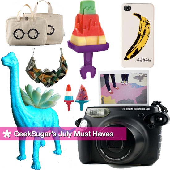 Must Have Gadgets and Geeky Accessories For July