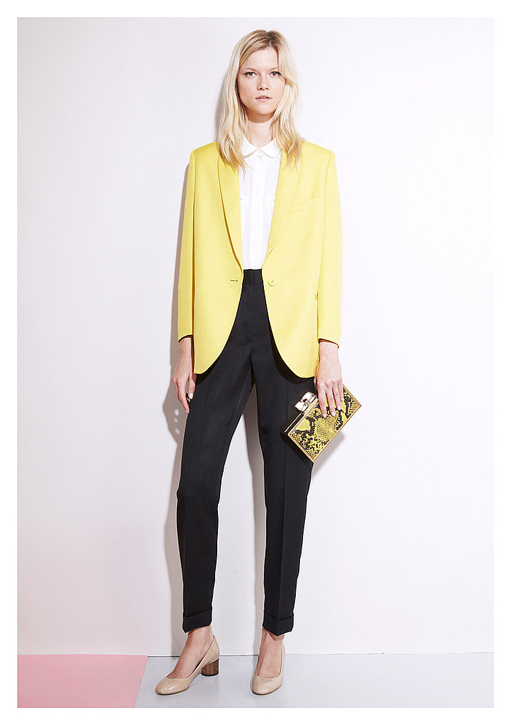 PALE YELLOW Stella McCartney   See all Stella McCartney Resort 2012