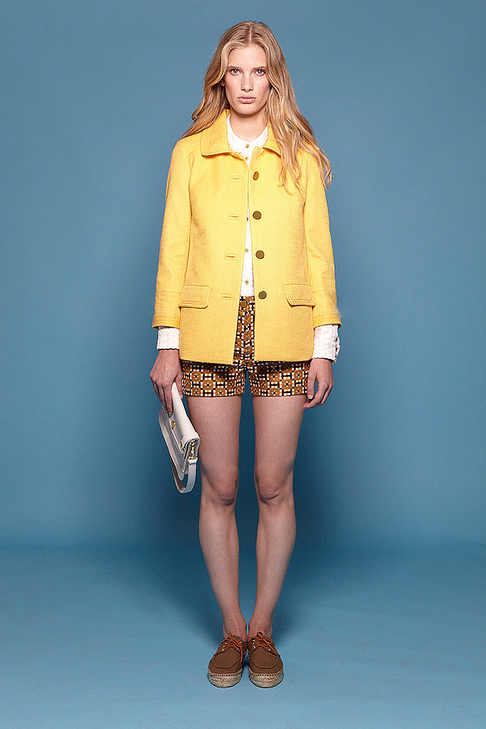 PALE YELLOW Tory Burch