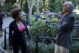 Wanda Sykes and Larry David, Curb Your Enthusiasm season eight.