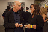 Larry David and Rosie O'Donnell, Curb Your Enthusiasm season eight.