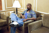 J.B. Smoove as Leon Black, Curb Your Enthusiasm season eight.