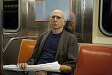 Larry David, Curb Your Enthusiasm season eight.