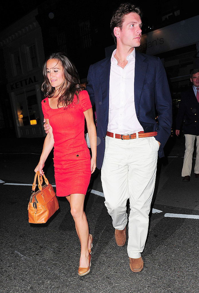 Pippa Middleton Goes From Day to Night With Boyfriend Alex Loudon