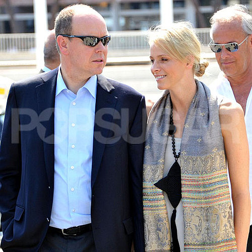 Prince Albert and Charlene Wittstock Pictures Before Their Monaco Wedding
