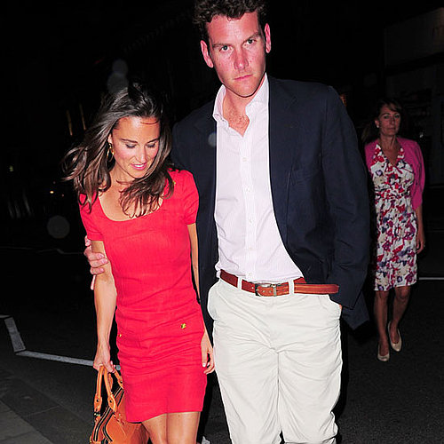 Pictures of Pippa Middleton With Alex Loudon