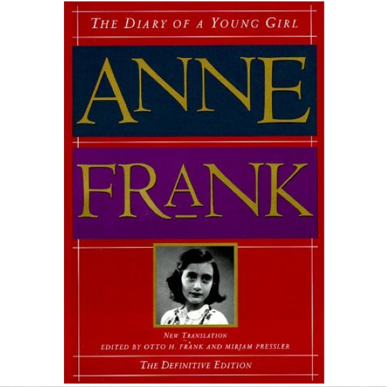 Anne Frank on Kindle