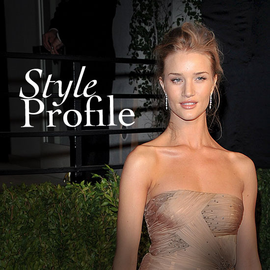 Why Rosie Huntington-Whiteley Rules the Red Carpet