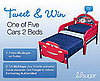 Tweet at LilSugar and Win One of Five Cars 2 Beds!