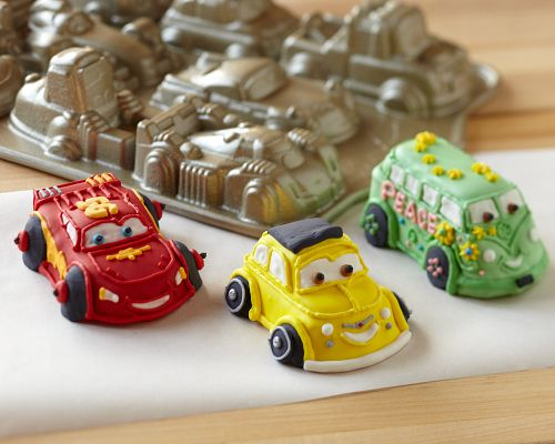 Cars 2 Cakelet Pan ($40)