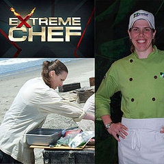 Greenleaf Chef Kristi Ritchey on Food Network&#039;s Extreme Chef