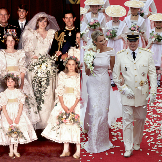 The Flower Girls: Royal Brides' Youngest Attendants