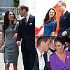 Prince William and Kate Middleton in Montreal and Quebec Pictures