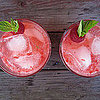 Sparkling Raspberry Mojito Recipe 2011-07-01 13:57:02