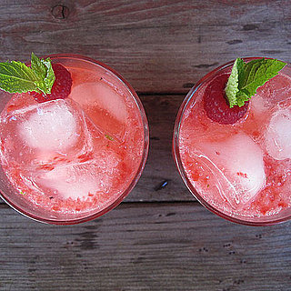 Sparkling Raspberry Mojito Recipe