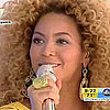 Beyonce on Good Morning America, July 1, 2011