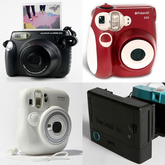 Capture Everlasting Moments With Instant Cameras