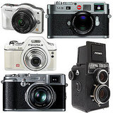 Pretty Cameras at All Prices