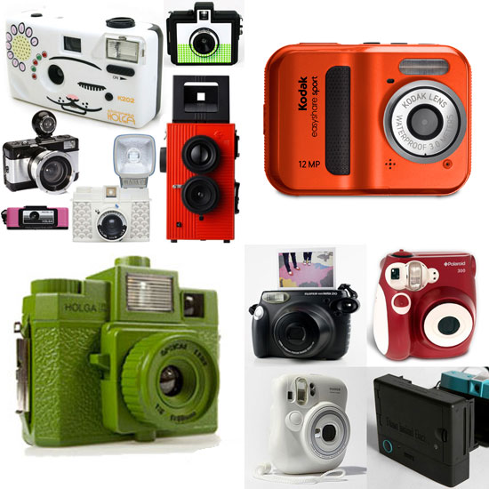 All Kinds of Cameras For Your Photography Needs