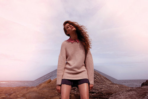 See the Something Else Castaway Short Film, Directed by Lorin Askill for the Spring 2011 Collection Launch