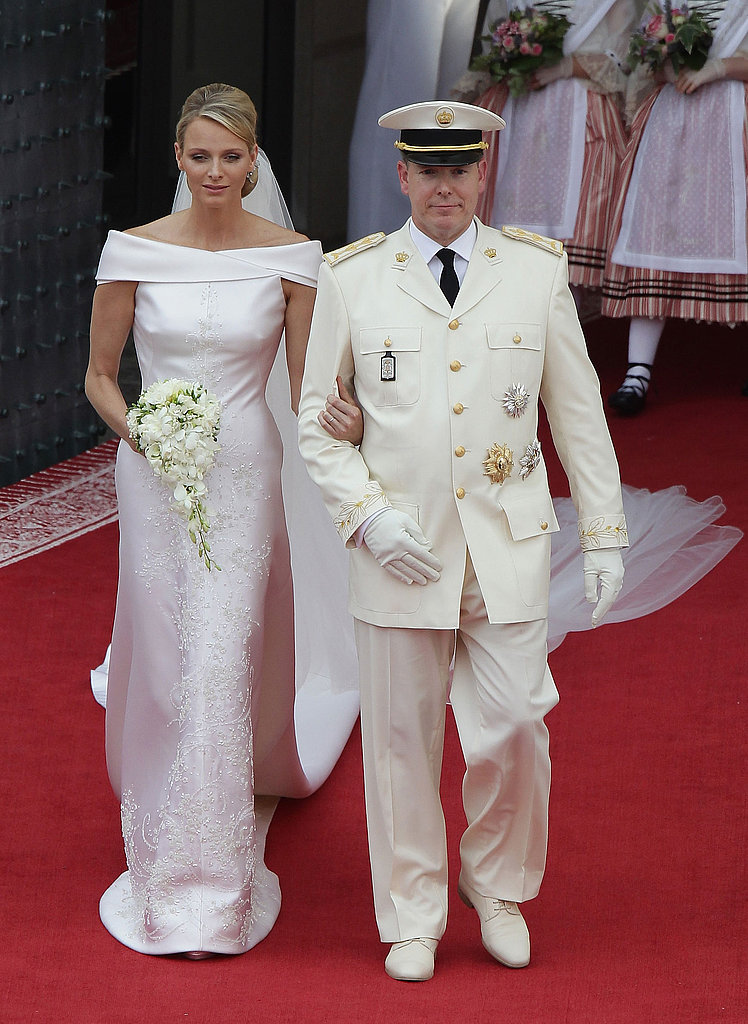 Charlene Wittstock and Prince Albert Are Married!