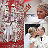 Monaco Royal Wedding Religious Ceremony Pictures