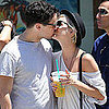 Ashlee Simpson Pictures Kissing Vincent Piazza