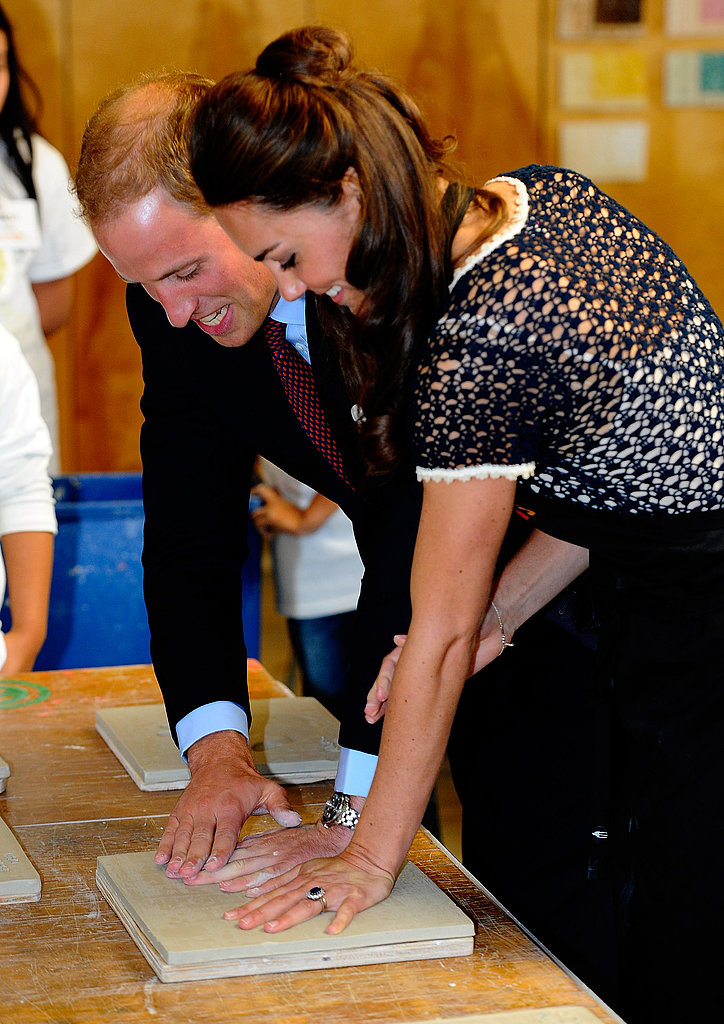 Prince William and Kate Middleton Visit LA — See All the Pictures!