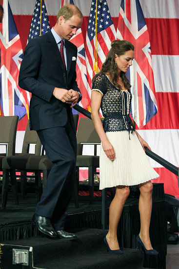 Kate Middleton and Prince William Give Back to Military Families Before Bidding Goodbye to California