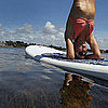What Is Paddleboard Yoga?