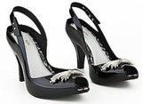 Melissa + Jason Wu Lady Dragon Peep-toe Slingback