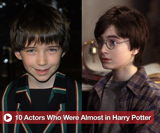 10 Actors Who Were Almost Cast in the Harry Potter Movies | POPSUGAR ...