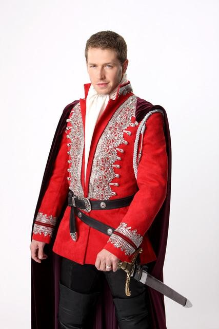 Josh Dallas as Prince Charming / John Doe on ABC&#039;s Once Upon a Time.