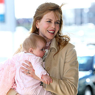 Pictures of Nicole Kidman and Keith Urban With Sunday and Faith