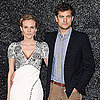 Diane Kruger and Joshua Jackson at Chanel Show in Paris
