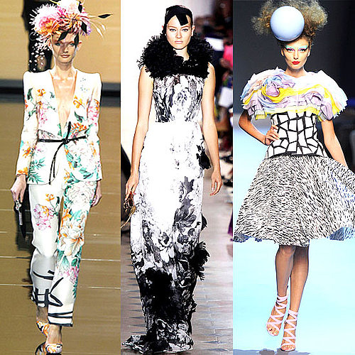 Haute Couture in Paris, Zusammenfassung der Fashion Week Herbst 2012