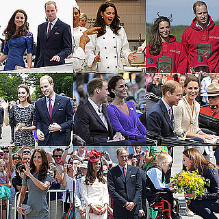 Prince William and Kate Middleton's Canadian Tour Pictures